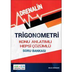 Trigonometri Konu Özetli Hepsi Çözümlü Soru Bankası Adrenalin Yayınları