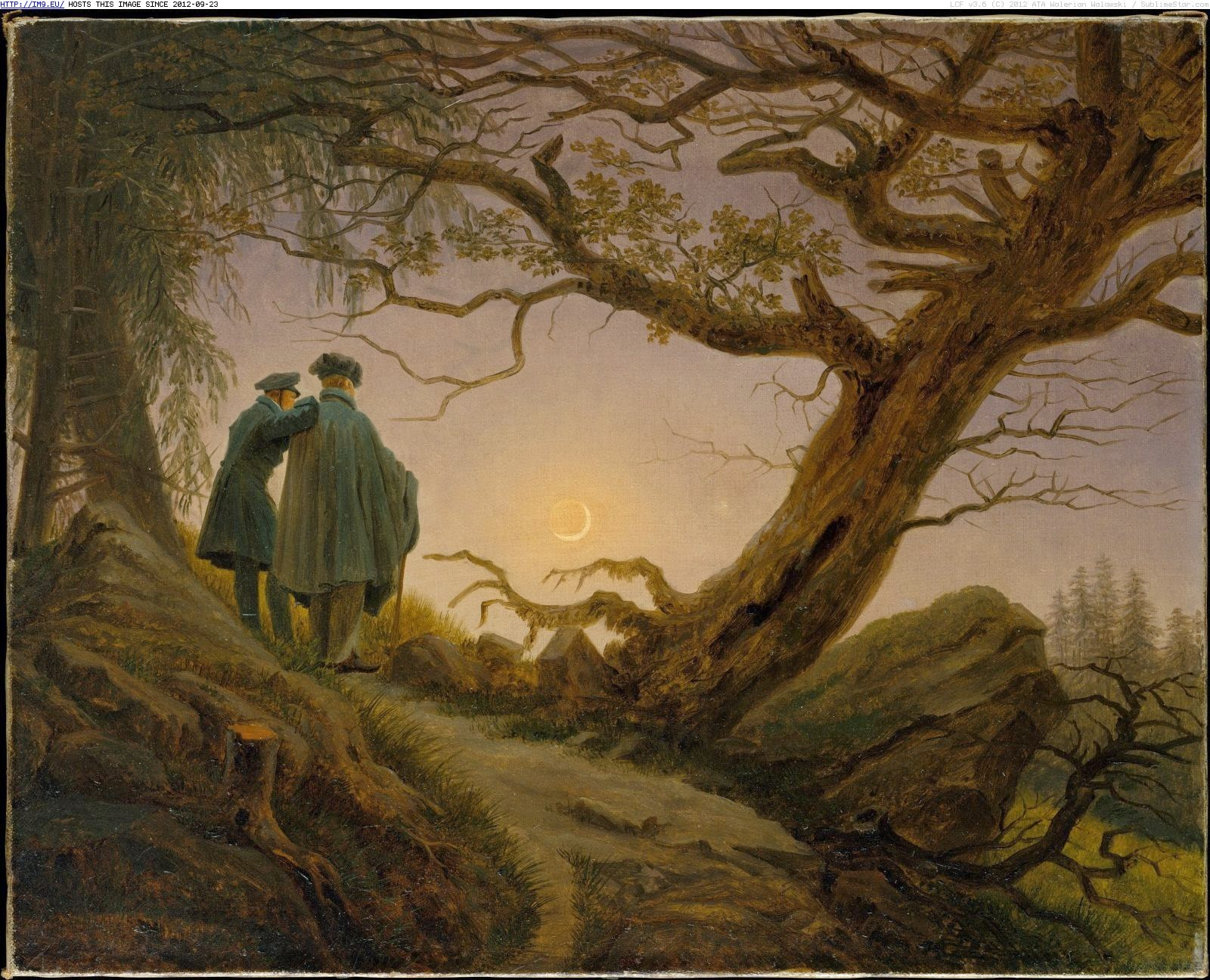 uk availability 87b37 063d7 caspar-david-friedrich-two-men-contemplating-the-moon-ca-1825-30.jpg