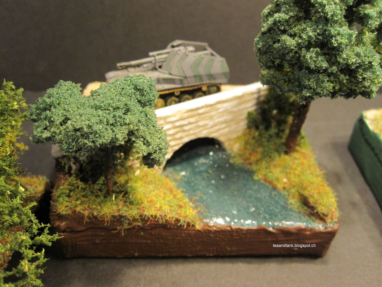 Tea And Tank: New Set Of Minis, New 1/144 Dioramas 36/52