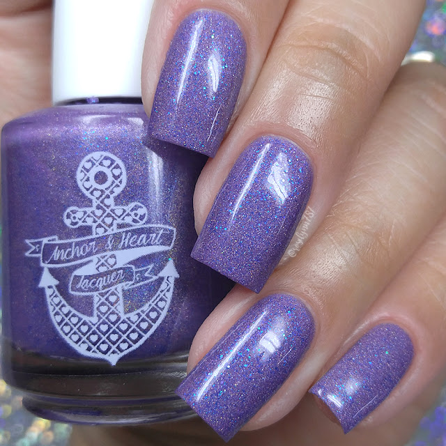 Anchor & Heart Lacquer - A Fairy Enchantment