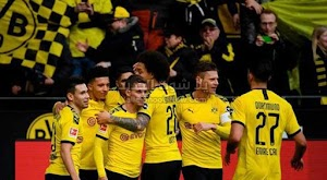 بوروسيا دورتموند يحقق انتصار صعب وهام على فريق فرايبورج في الدوري الالماني