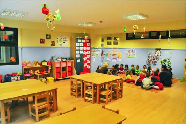 Πήρε παράταση η προθεσμία για τις αιτήσεις στους παιδικούς σταθμούς