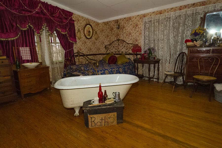 The Bathtub Is A Popular Scene Choice For Many Customers