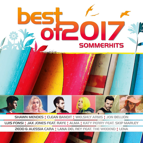 Download [Mp3]-[Hot New Album] รวมเพลงสากลเพราะๆ และฮิตที่สุดสำหรับซัมเมอร์นี้ Best Of 2017-Sommerhits 2017 CBR@320Kbps 4shared By Pleng-mun.com