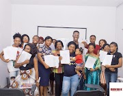 """MMENDIE FASHION ILLUSTRATION INSTITITUTE (ONE-DAY FREE TRAINING) - """"A SUCCESS BEYOND EXPECTATION""""; Victor Mmendie"""