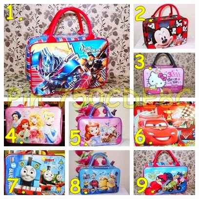 Jual Tas Travel Hello Kitty Murah Meriah
