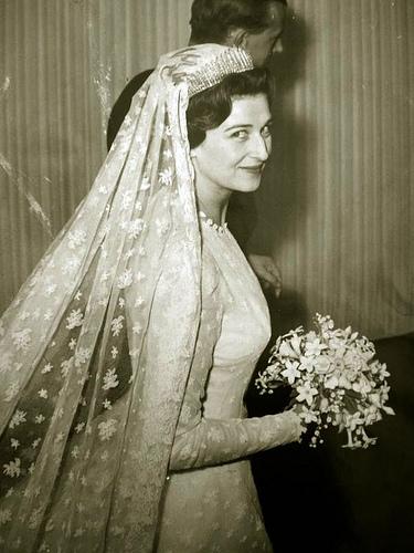 The Royal Order Of Sartorial Splendor Wedding Wednesday Princess Alexandra Of Kent S Gown