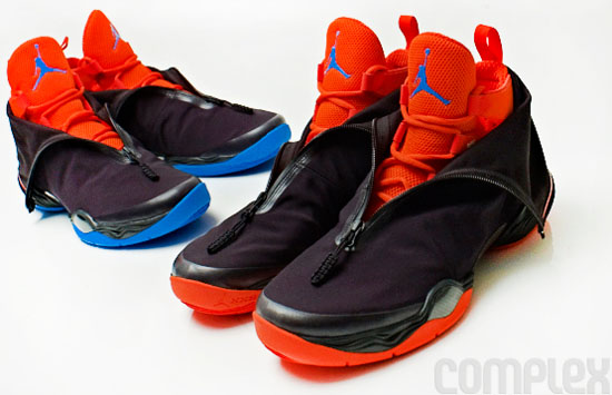 check out 022dd 60105 Air Jordan XX8 BlackOrange-Blue Russell Westbrook ...