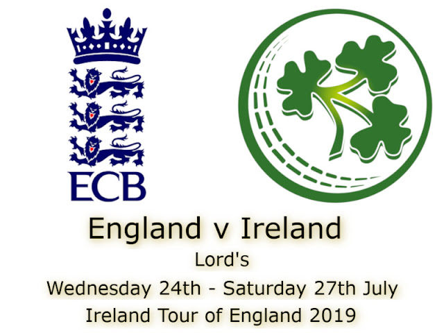 Ireland tour of England 2019 Schedule, Squads |  Eng vs Ire 2019 Team Captain and Players ESPNcricinfo, Cricbuzz, Wikipedia, England vs Ireland International Matches Time Table.