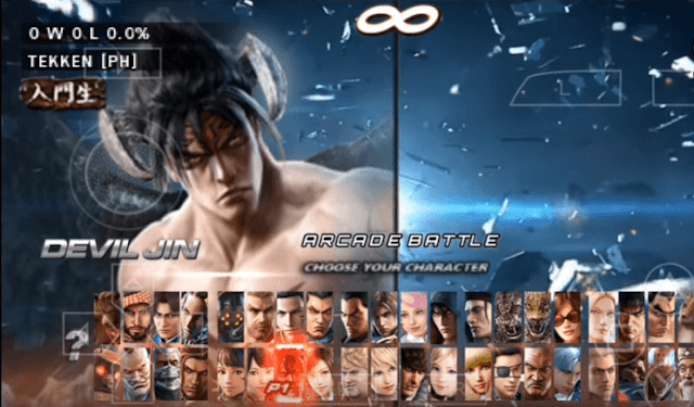 tekken 7 iso psp download