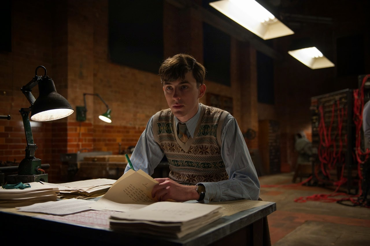 the imitation game matthew beard