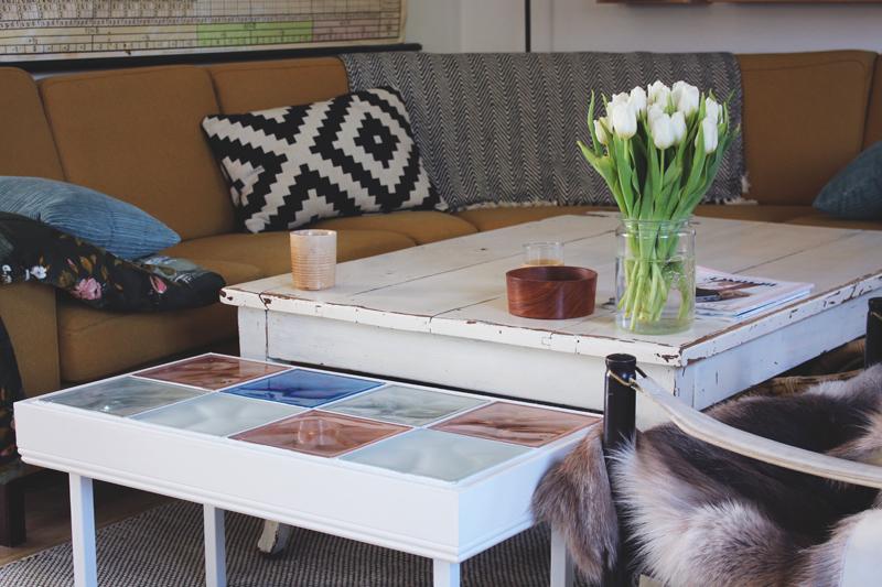 Helt og aldeles: jeg har bygget et bord!