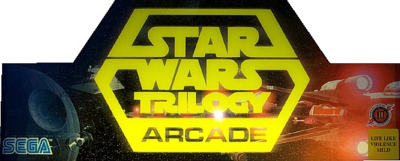 STAR WARS TRILOGY ARCADE (RECREATIVAS)