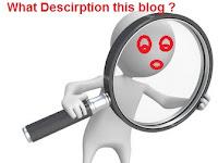 Perbedaan 2 Pengaturan Deskripsi Diblogger