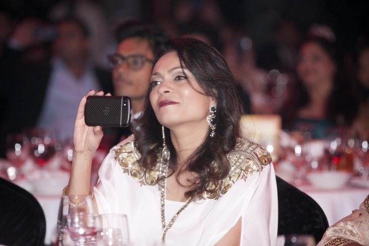 Priti Parekh, Masala! Awards 2014 Inside Pics