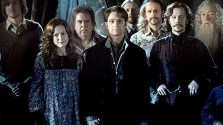 Harry Potter Theory