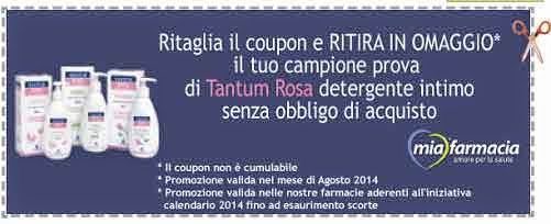 coupon tantum rosa mia farmacia