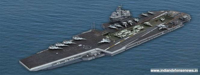 Chinese New Aircraft Carrier