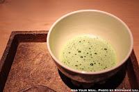 Matcha Tea and Keitt Mango Yokan Jelly at NAOE