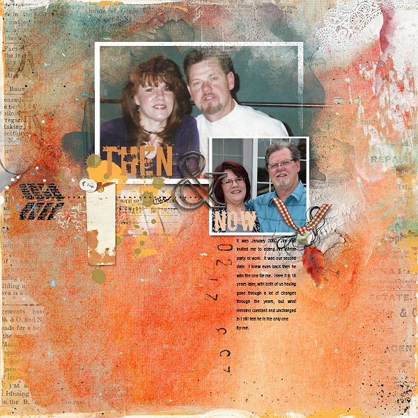 October Scraplift Challenge