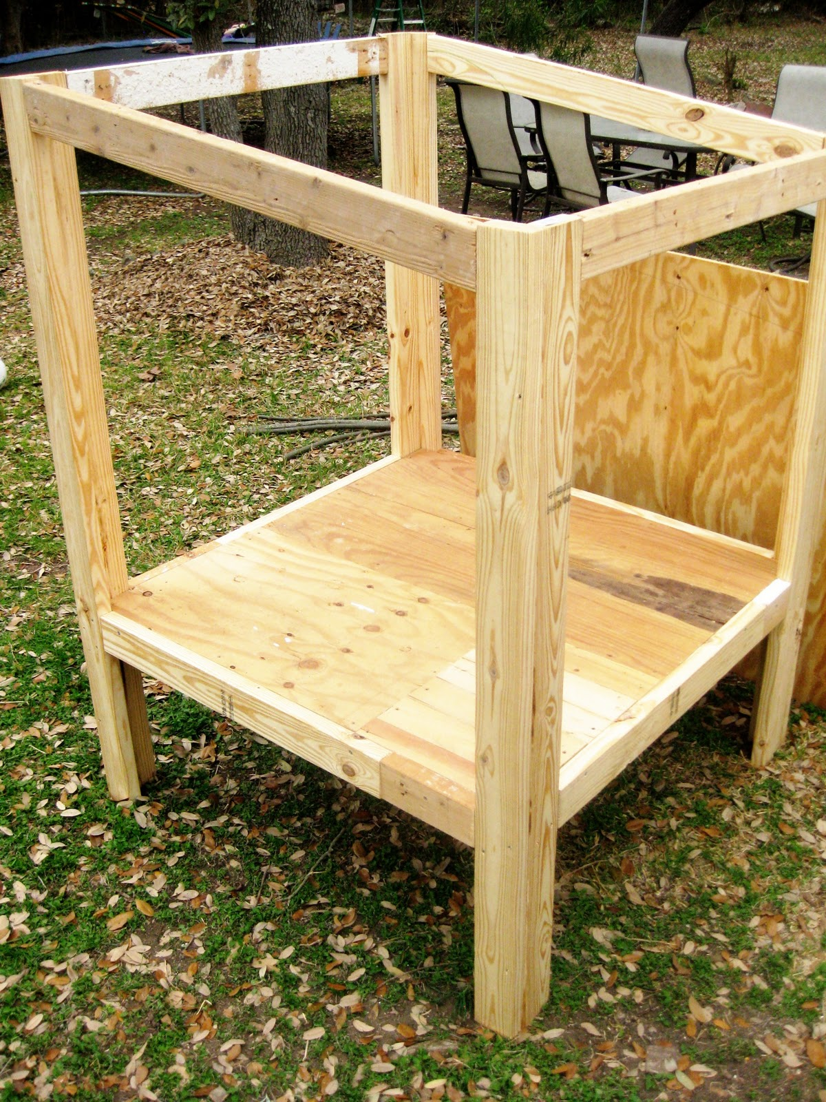 Building A Chicken Coop For Dummies Gypsy Meadows The One Where He Builds And She Paints A