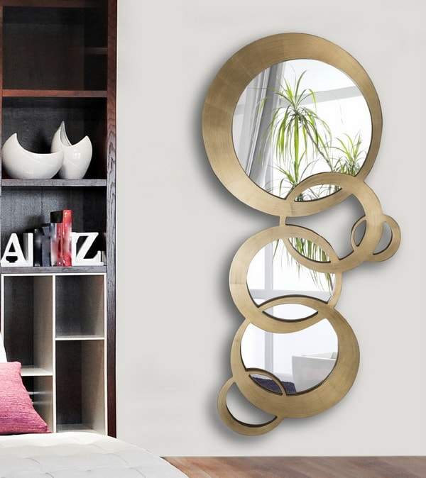 Ideas For Decorating With Mirrors - Home Interior Design 12