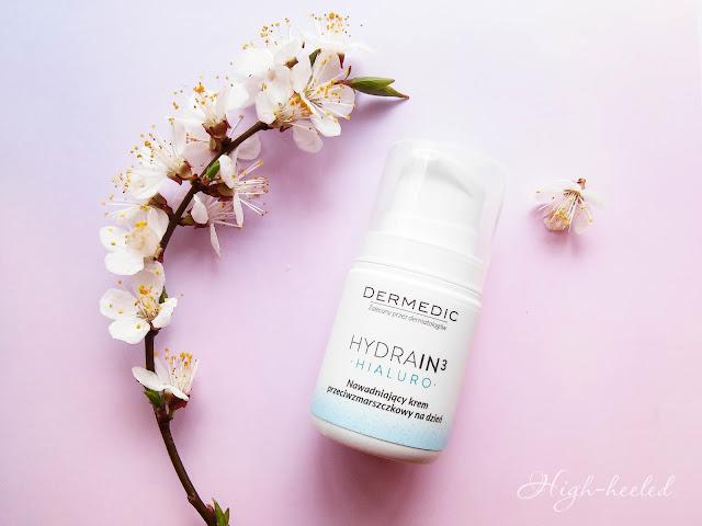 Дневной увлажняющий крем от морщин DERMEDIC Hydrain 3 Hialuro