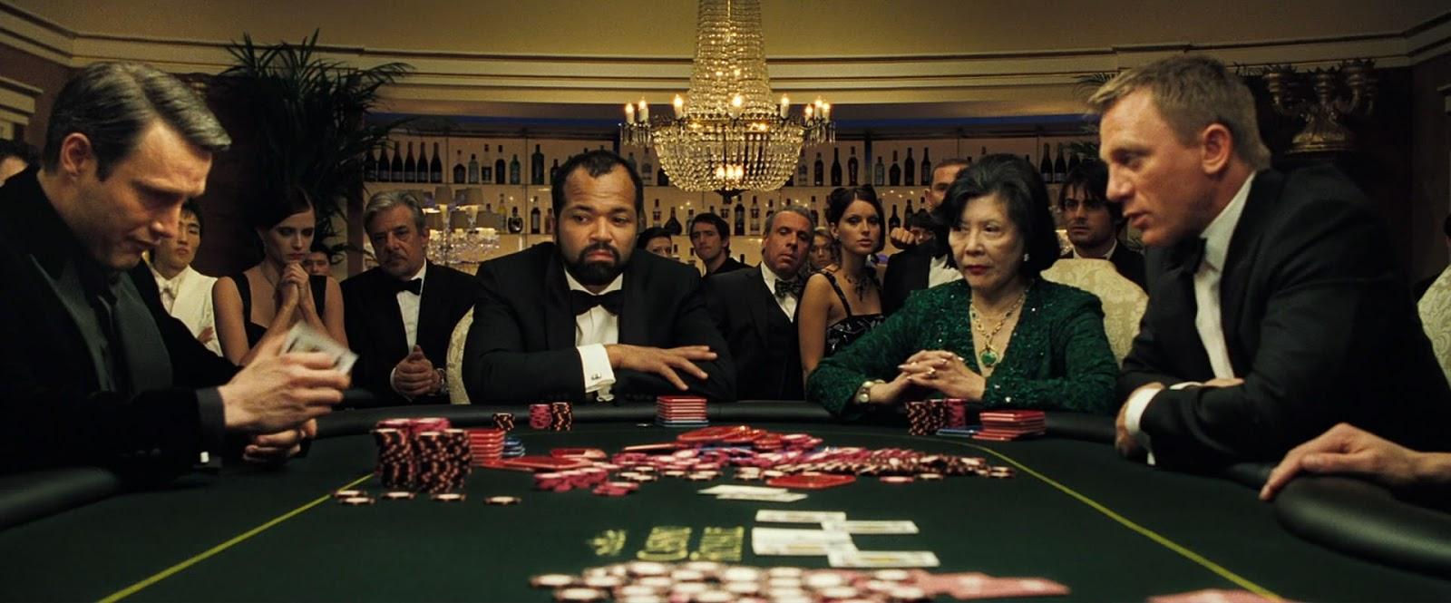 Casino royale zwiastun nr 1 polski