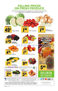 Food Lion Weekly Ad October 17 - 23, 2018
