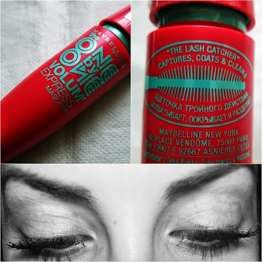 Review: The One By One Maybelline Mascara