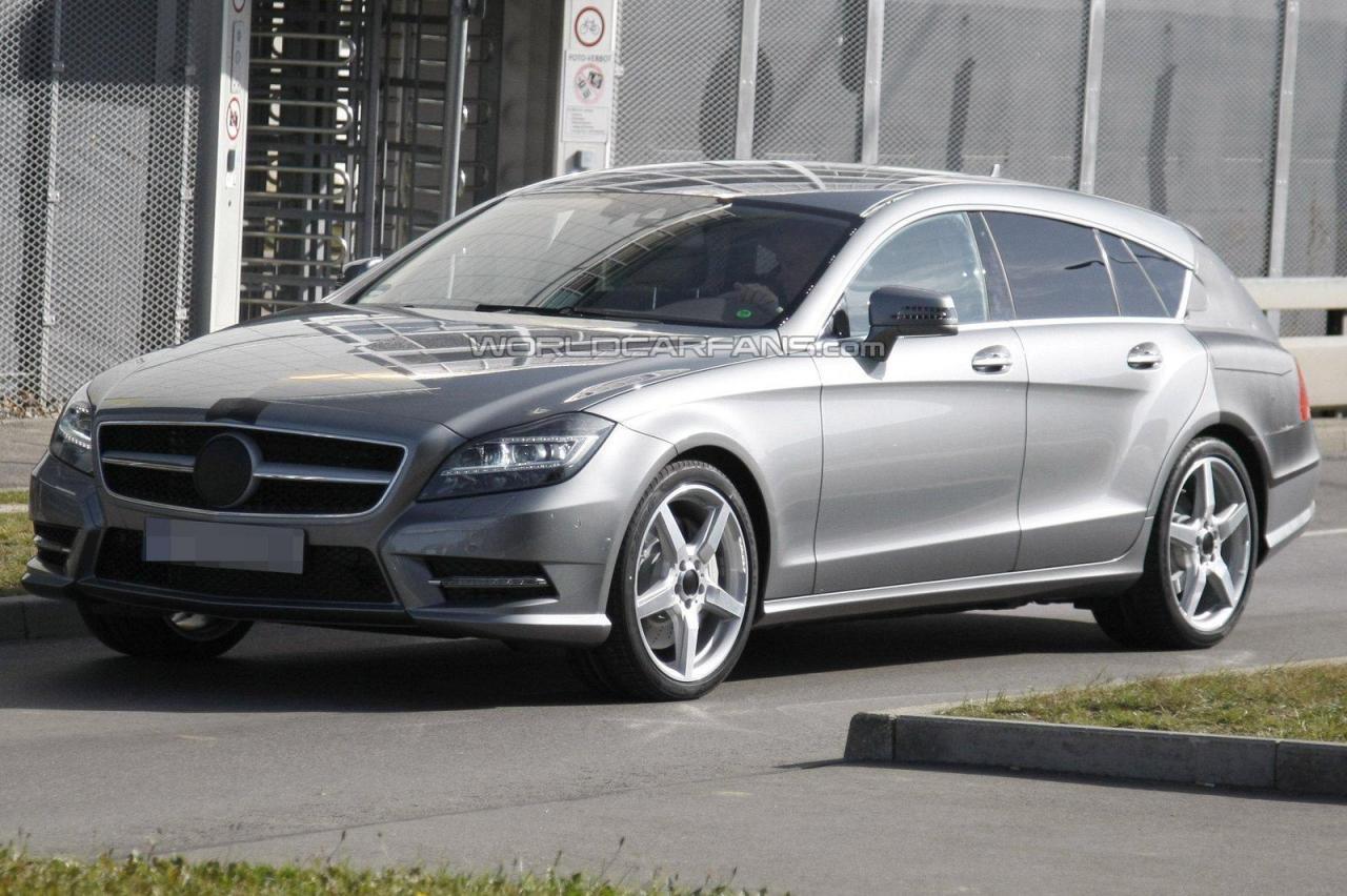 Estate Mercedes CLS :/ - Cars & Life