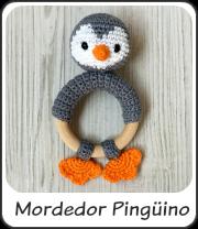 Mordedor pingüino