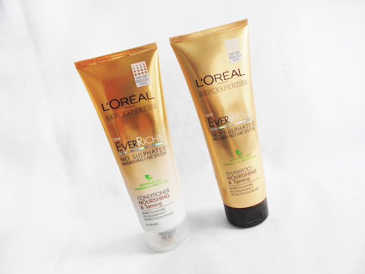 L'oreal Hair Expertise - EverRiche Nourishing & Taming