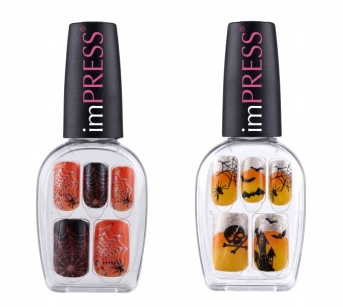 imPress Halloween Press On Nails | The Sunday Girl