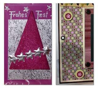 Detailfotos von 2 Karten