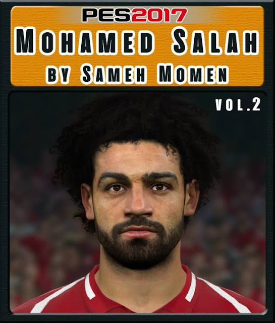 Mohamed Salah New Face PES 2017