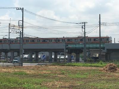 悪天候に弱いギャンブル電車・武蔵野線