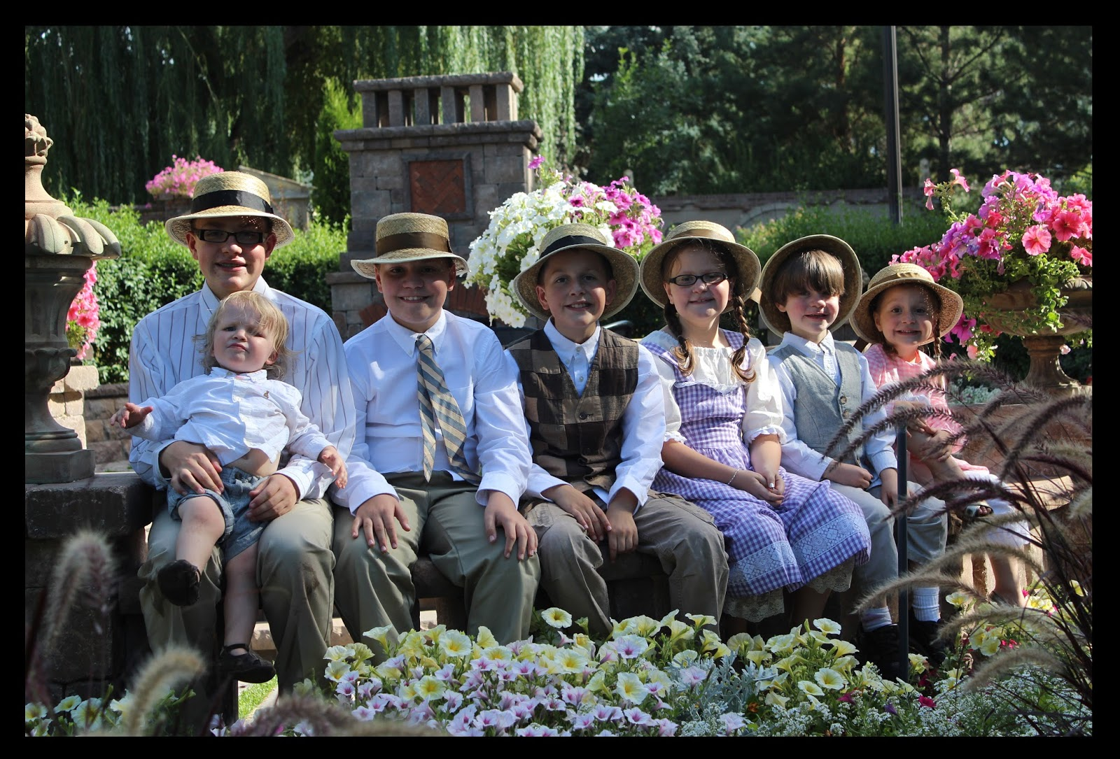 the rexburg review anne of green gables picnic and tea