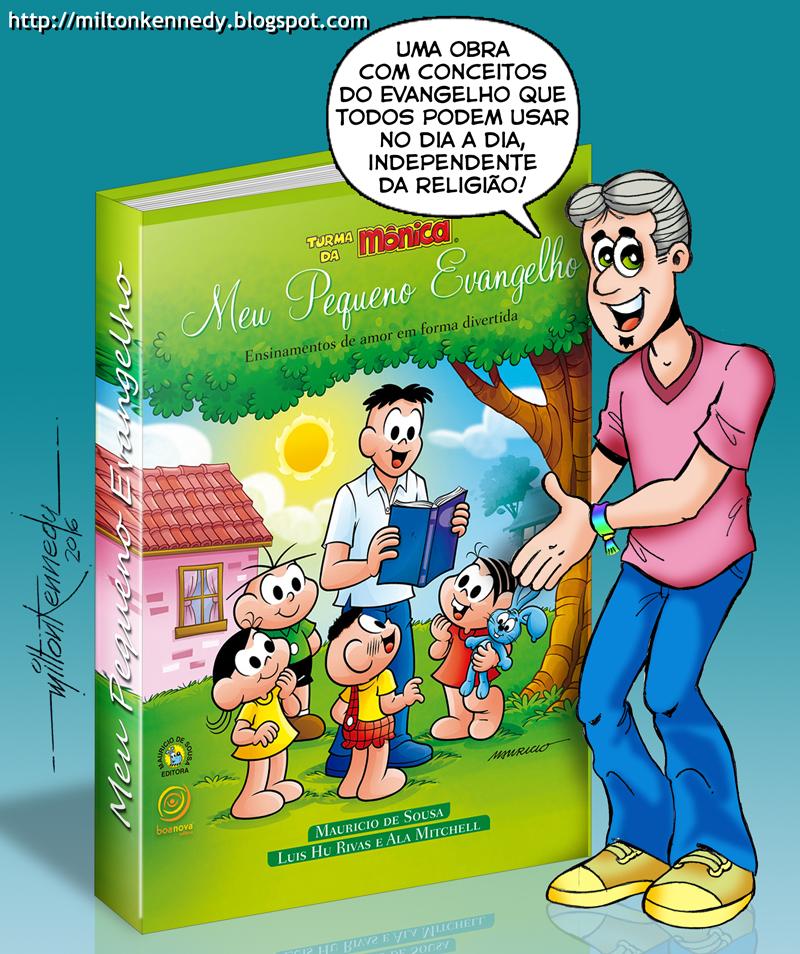 Meu Pequeno Evangelho Mauricio de Souza