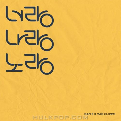 San E, Mad Clown – Butterfly (Feat. BUMKEY) – Single