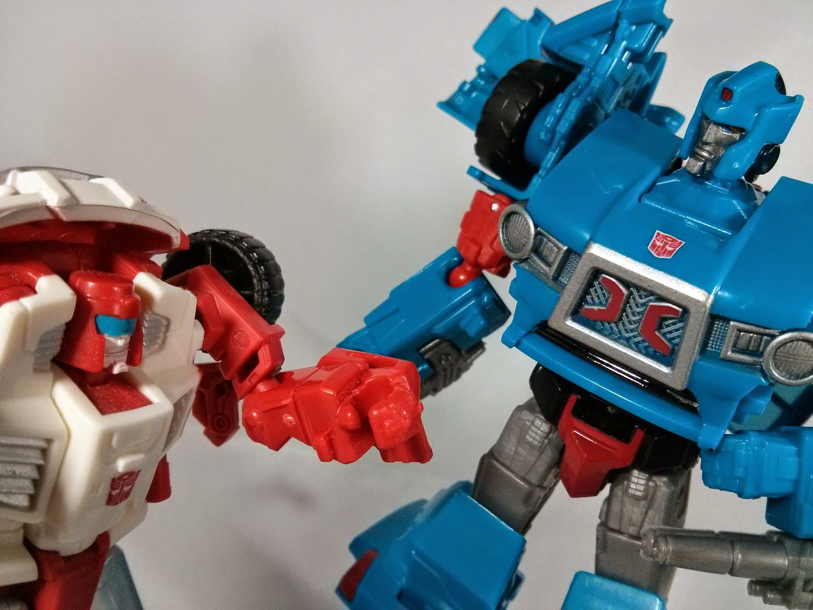 skids and swerve lost light