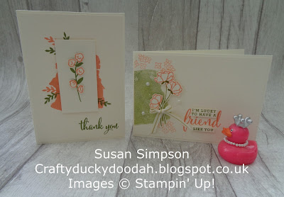 #stampinupuk, #lovemyjob, Craftyduckydoodah!, Love What You Do, May 2018 Coffee & Cards Project, Supplies available 24/7 from my online store, Stampin' Up! UK Independent  Demonstrator Susan Simpson,
