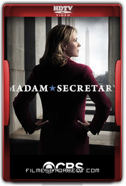Madam Secretary 3ª Temporada Legendado Torrent 2016 HDTV 720p 1080p Download