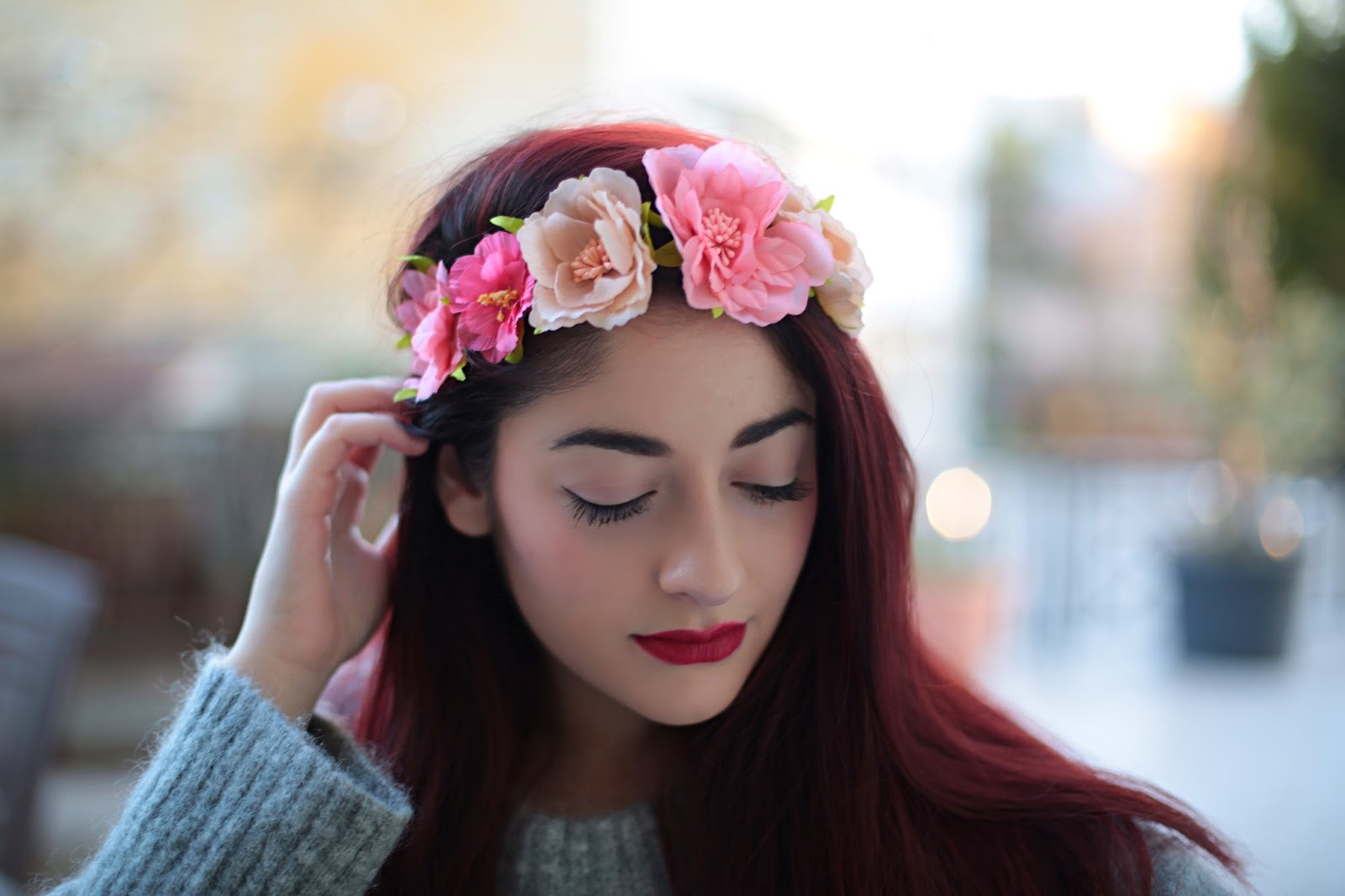 galifornia blush benefit venus is naive