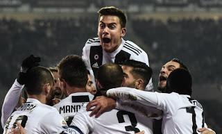 مشاهدة مباراة يوفنتوس وسامبدوريا بث مباشر | اليوم 29/12/2018 | الدوري الإيطالي Juventus vs Sampdoria live