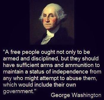 A Saying By A Real American !