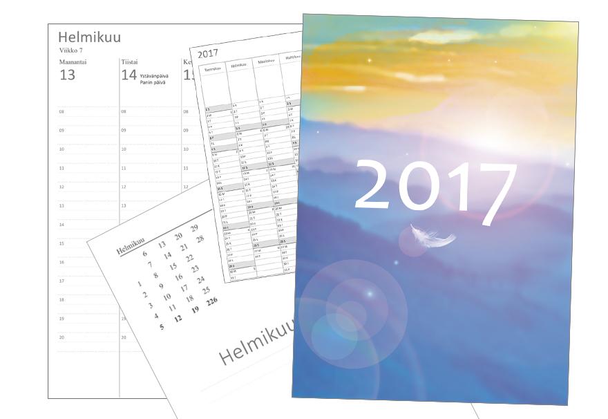 kiinalainen kalenteri Kauhava