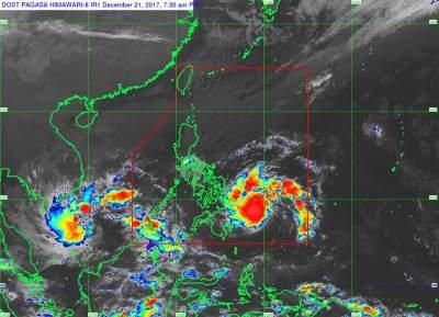 Bagyong VINTA Update, Forecast, Storm Signals and Track | #VintaPH