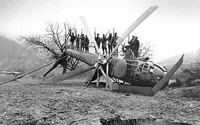 العثور على طيار سوفيتي أسقطت طائرته في الثمانينات حياً يرزق في أفغانستان!!