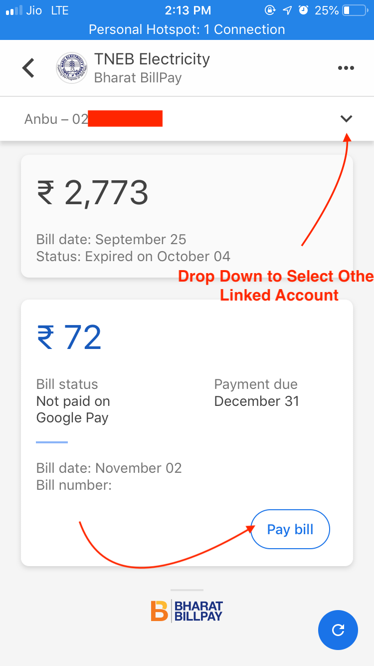 how to pay using google pay